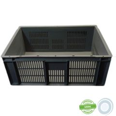Basket container 600 x 395 x 235mm