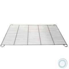 Stainless steel aging racks 630 x 510mm, 25 wires without legs