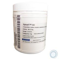 Lipase de veau 80LFU/g 1kg (SpiceIT AC)