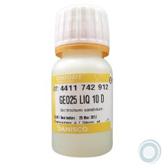 GEO 25 Liquid 10 doses (Box of 15 bottles)
