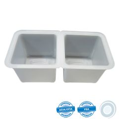 2 cups kit for disposable mould P407FAJ100