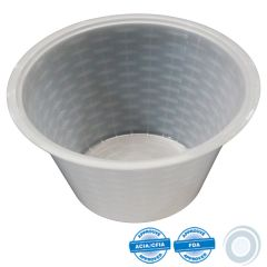 Cup for disposable mould 1500g