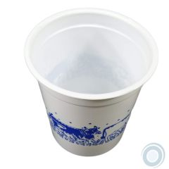 Yoghurt cup PS 180g (blue)