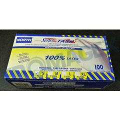 Latex disposable gloves LP small