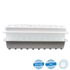 55mm buchette mould kit (without mould)