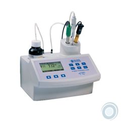 Titratable Acids Mini Titrator and pH Meter